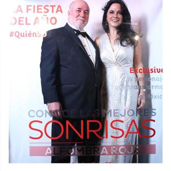 Manuel y Carmen Clouthier
