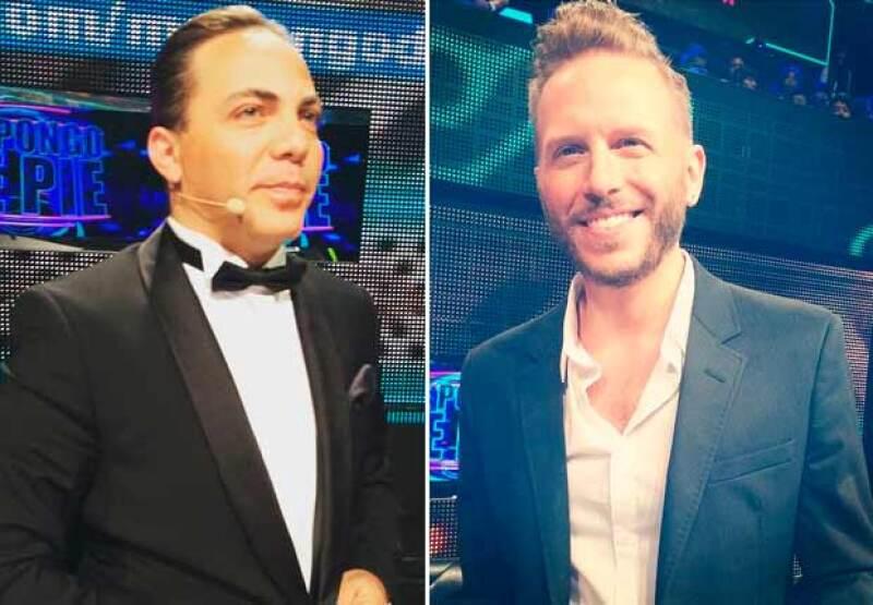 En el programa se originó un enfrentamiento entre los cantantes, luego de que el ex Sin Bandera detuviera la interpretación de su concursante, acción que criticó el hijo de Verónica Castro.