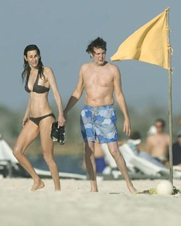 Paul McCartney y Nacy se hospedaron en el hotel Mandarin Oriental de Cancún.