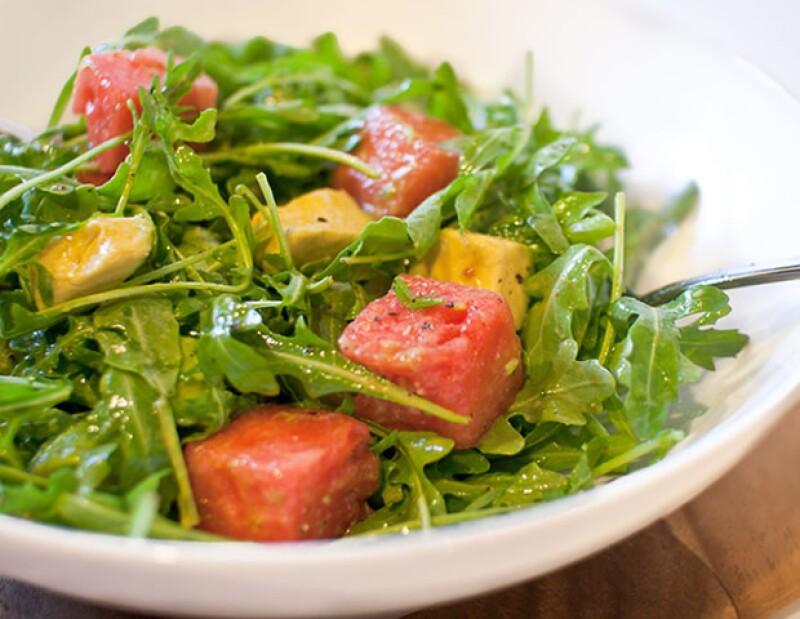 Los flexitarianos son flexibles, y basan su dieta en comer muchas verduras y pocas carnes.