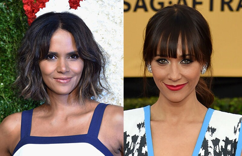 Halle Berry y Rashida Jones.