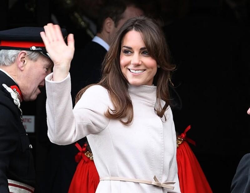 La duquesa de Cambridge es la fashionista favorita de las fanáticas de la realeza.