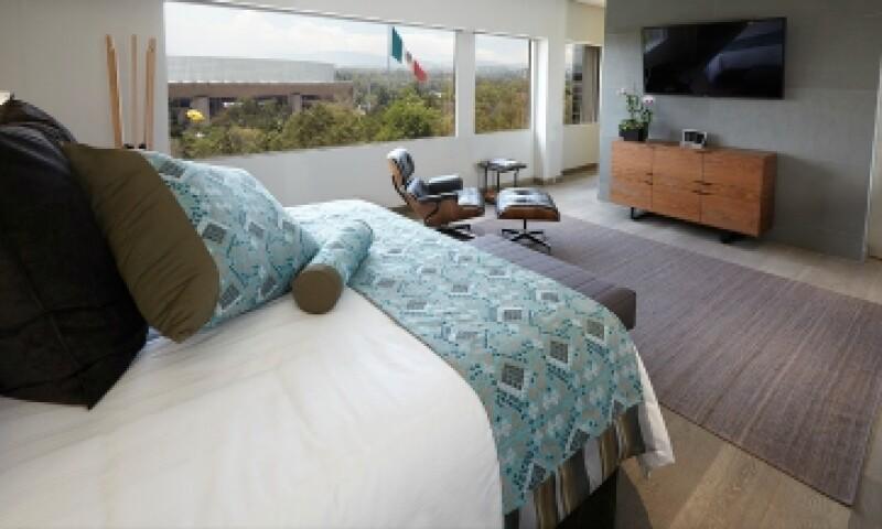 Los trabajos en el hotel InterContinental están por entrar en la última etapa. (Foto: Grupo Presidente/Cortesía)