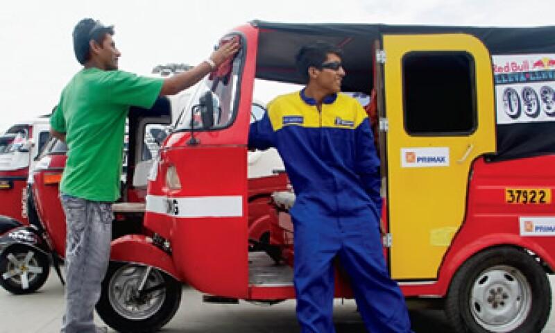 Desde el mes pasado se ensamblan vehículos para México en India. (Foto: Reuters)