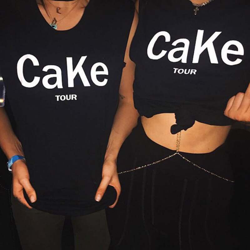 CaKe es la nueva marca que pronto lanzarán las modelos.