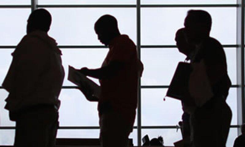 La tasa de participación en el mercado laboral fue de 62.8% durante abril. (Foto: Getty Images)