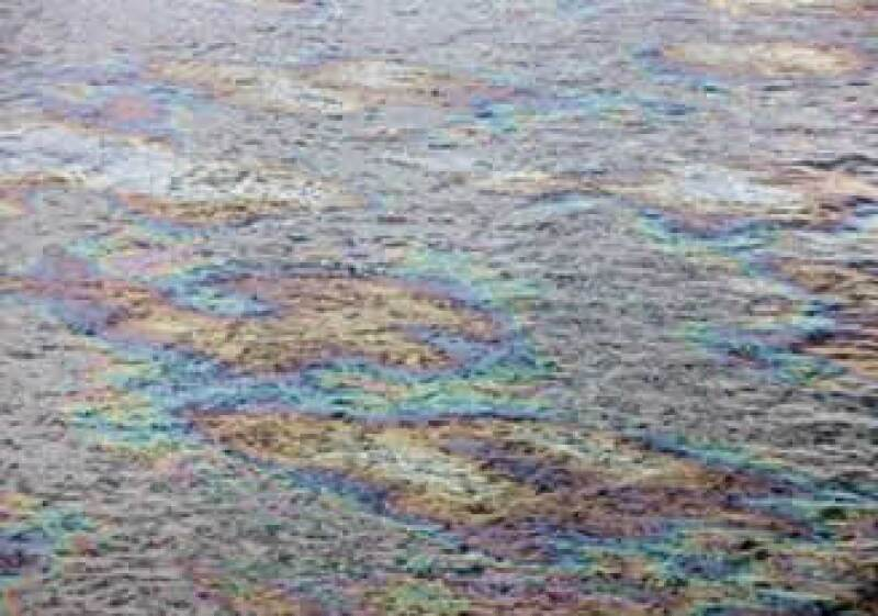 BP ha descartado recuperar todo el petróleo derramado en el Golfo de México.  (Foto: Reuters)