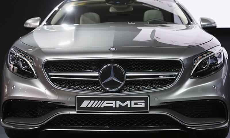El nuevo C-Class fue calificado por los expertos como un sinónimo de lujo y belleza.
