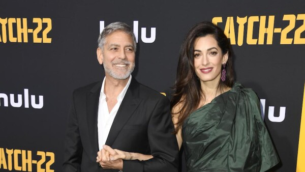 """U.S. Premiere Of Hulu's """"Catch-22"""" - Arrivals"""