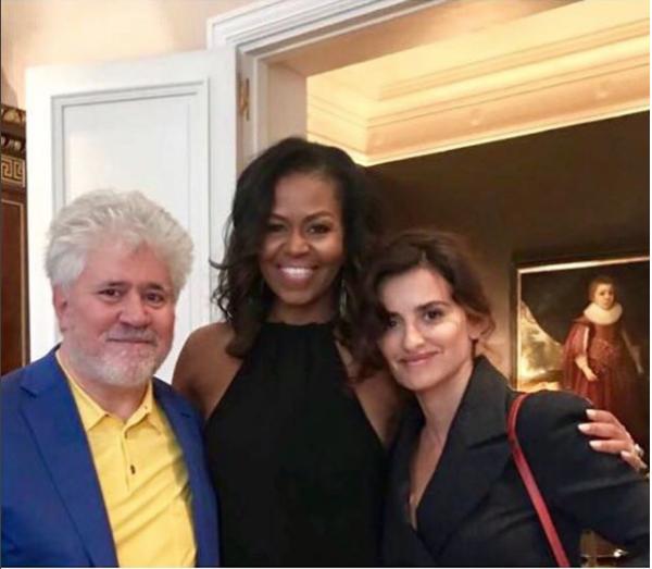 Pedro, Michelle, Penélope
