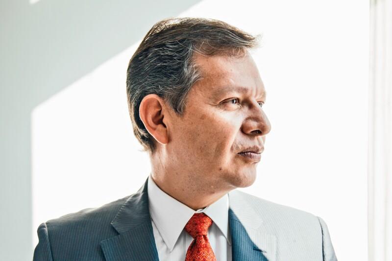 José Luis de la Cruz Gallegos, director general de IDIC