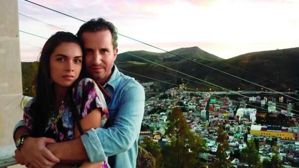 La revista Quién en la edición con Jacky Bracamontes en portada, publicó los detalles del divertido viaje de fin de semana que el actor y su novia hicieron a Zacatecas.