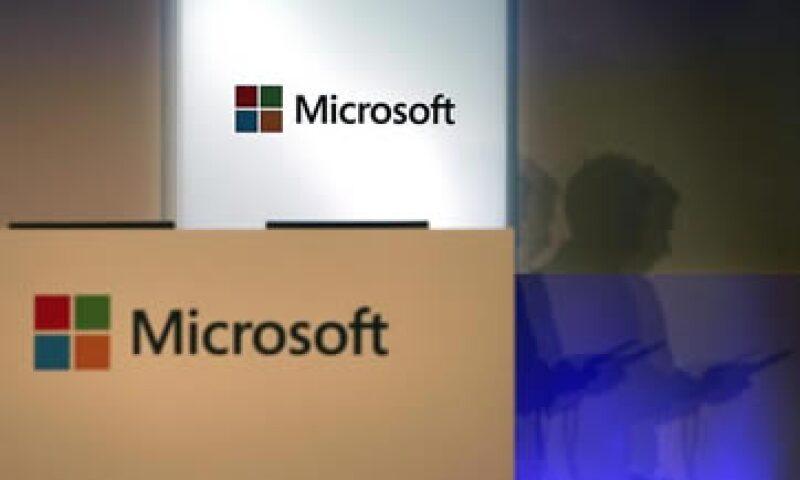 Microsoft asumió un cargo de 1,100 mdd en por la reestructuración e integración de la operación de telefonía de Nokia. (Foto: Reuters )