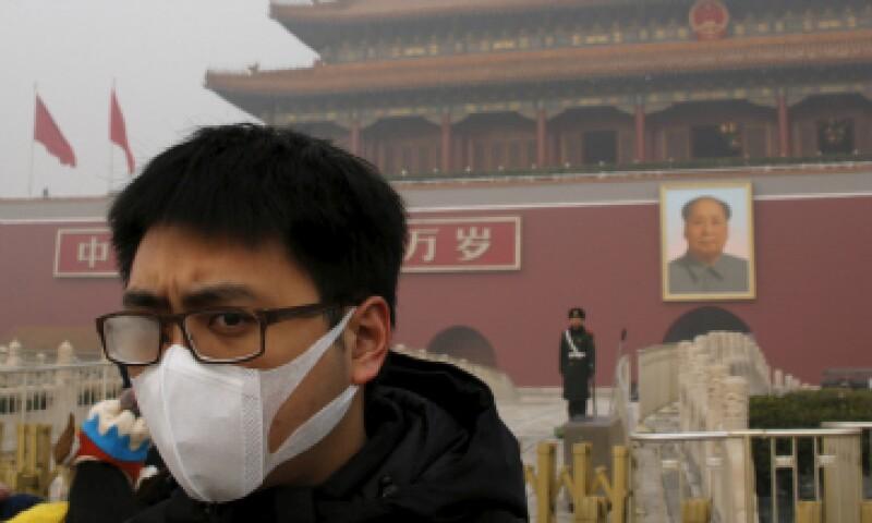 China es el mayor emisor de gases de efecto invernadero del mundo. (Foto: Reuters)