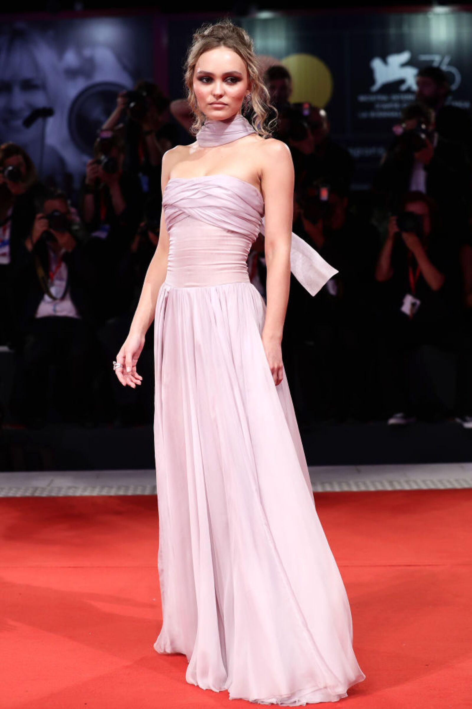 """The King"" Red Carpet - The 76th Venice Film Festival"