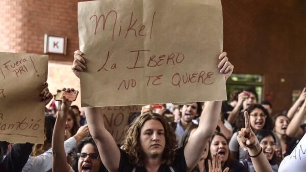 """La Ibero no te quiere"""