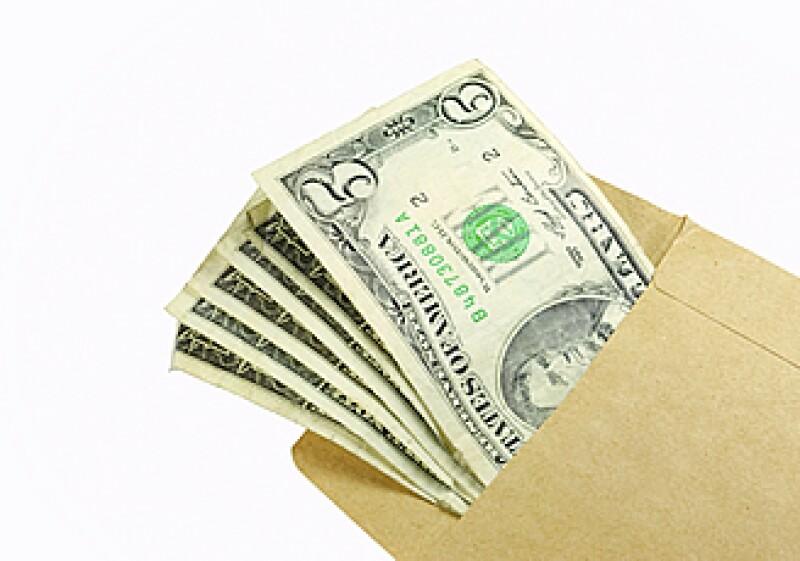 El peso osciló en la jornada entre 11.6155 y 11.6390 unidades por billete verde. (Foto: Photos to Go)