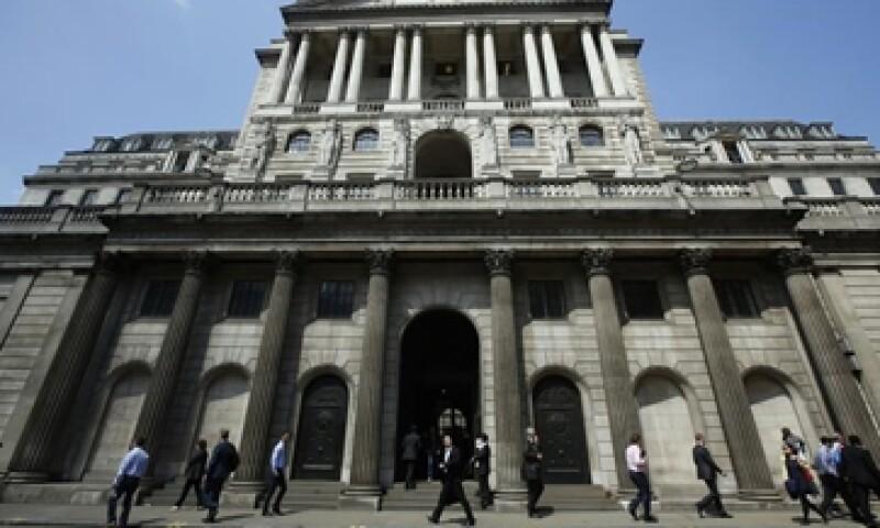 El banco ha mantenido las tasas en el mínimo récord desde inicios de 2009. (Foto: Reuters )