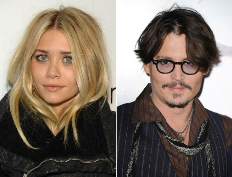 Los rumores cuentan que Ashley no pudo resistirse a los encantos del actor.