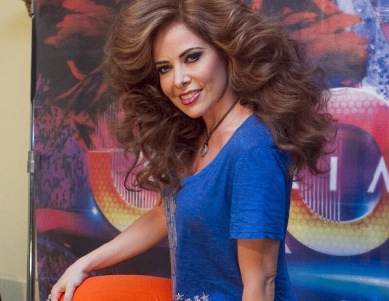 La cantante tiene dos hijos: Ángel y Miguel Armando.