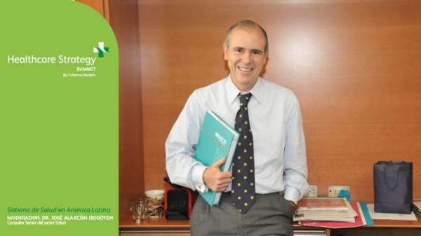 José Alarcón Irigoyen, consultor senior en el sector salud.