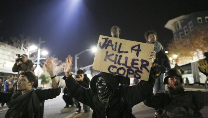 protesta ferguson