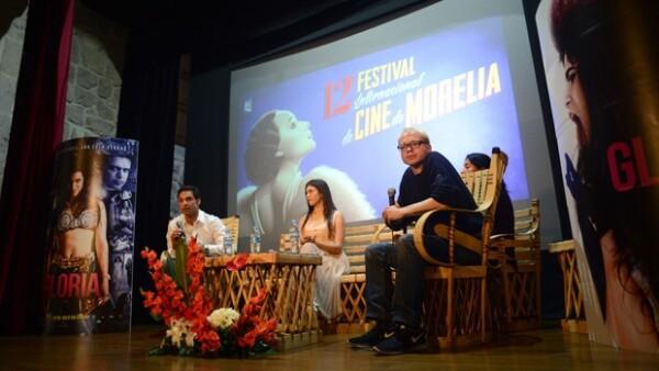 La película que narra diversas etapas de la vida de la cantante mexicana Gloria Trevi se estrenará el 1 de enero en más de mil pantallas.