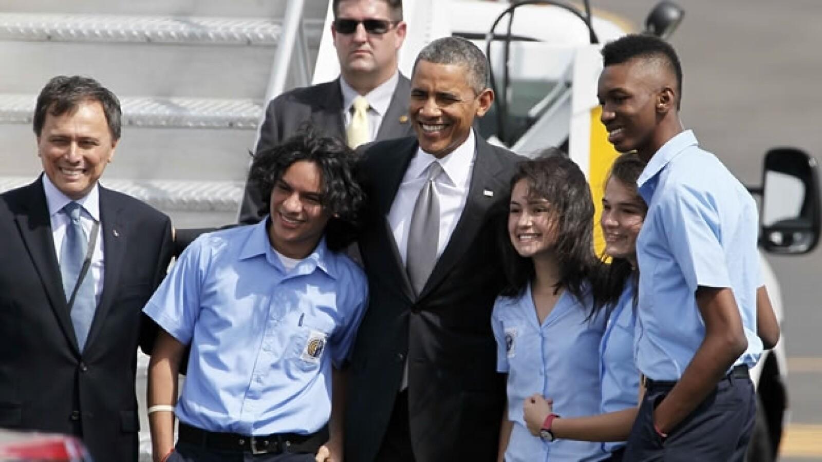 obama, visita a costa rica,