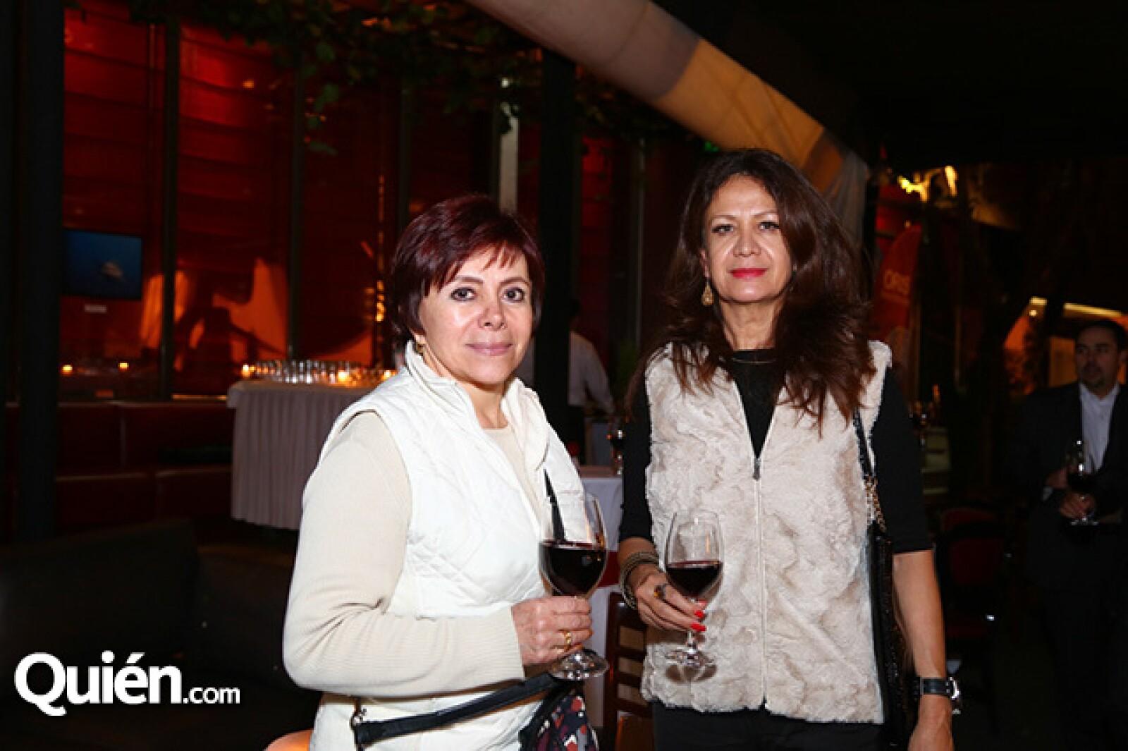 Marisela D´Silva y Beatriz Castañón
