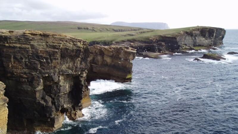 islas orcadas escocia energía marina