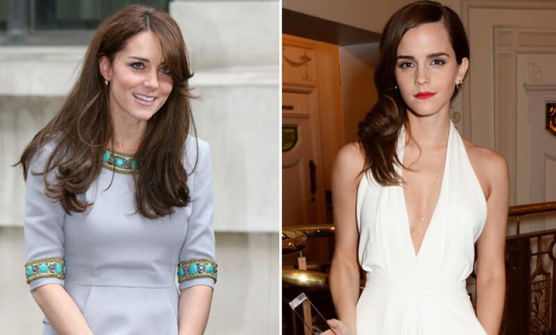 La duquesa y la actriz continuaron con la tendencia del corte bob. Uno más largo, otro más corto pero, ¿a cuál de las dos le sienta mejor su nuevo hairstyle?