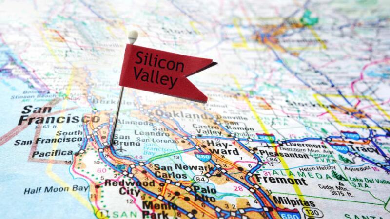 Silicon Valley un imán de exbanqueros