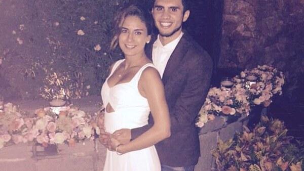 Paola Espinoza e Iván García