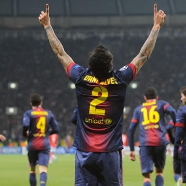 Barcelona vence al Spartak en la Champions
