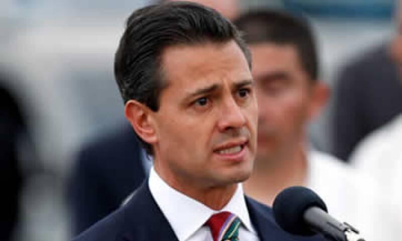 El presidente Peña Nieto participará en la reunión del G8. (Foto: AP)