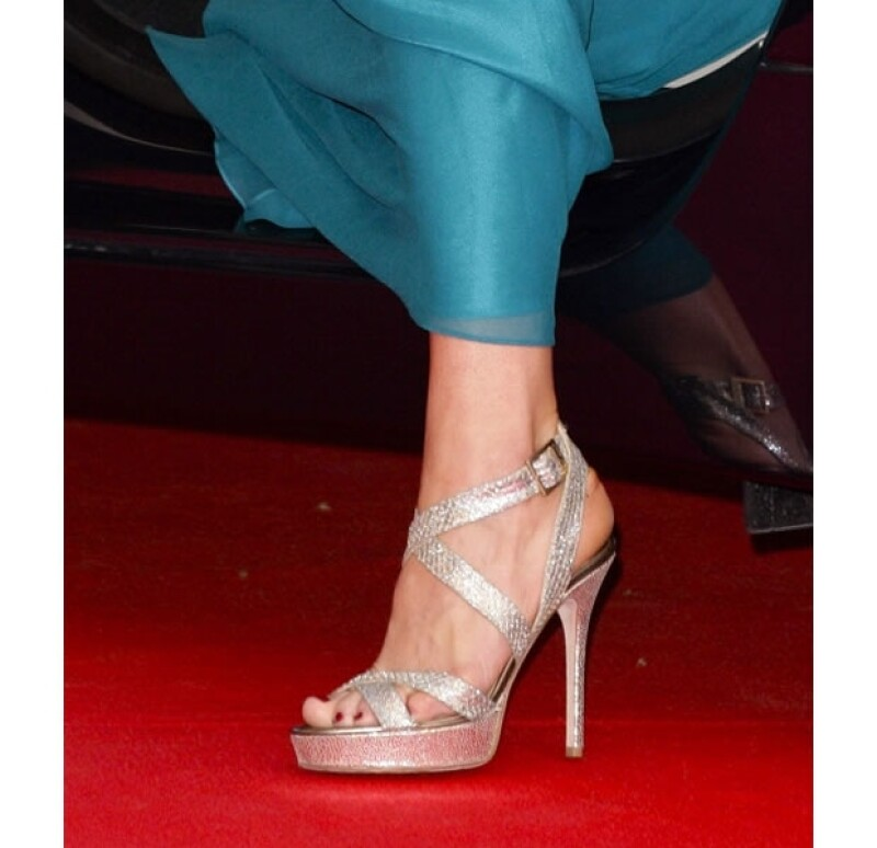 Los zapatos favoritos de Kate son los `Vamp´ de Jimmy Choo.