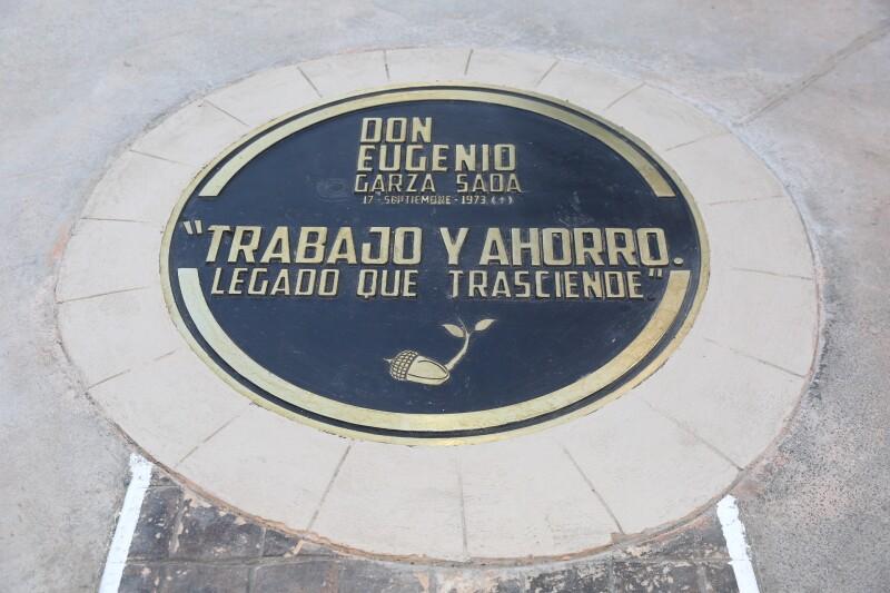 Memorial a Garza Sada