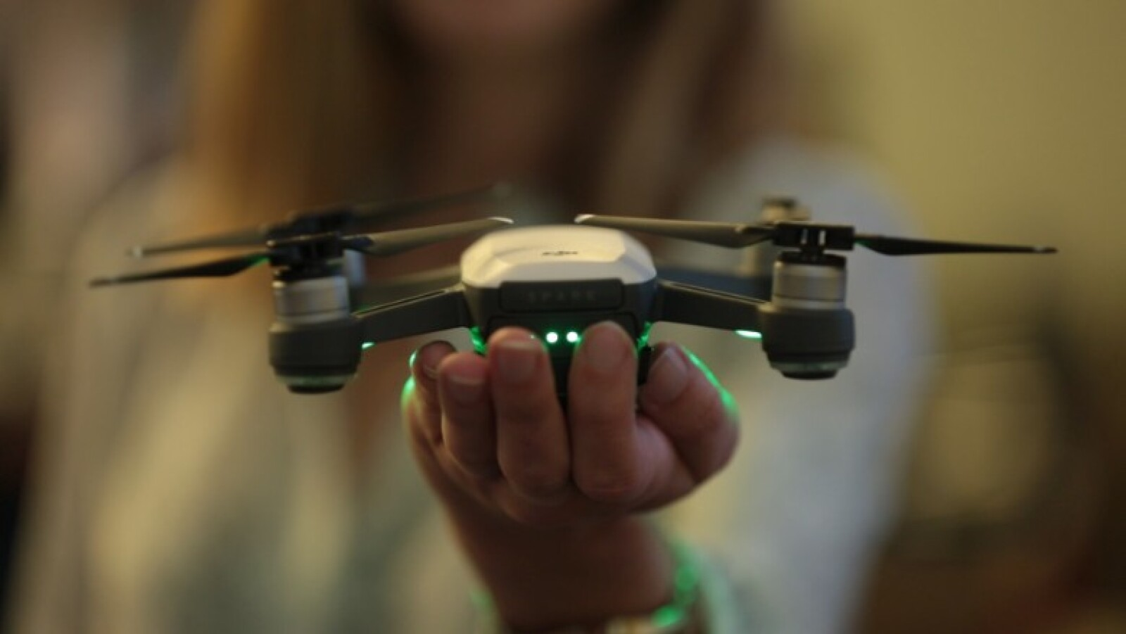 DJI enciende la próxima generación de drones