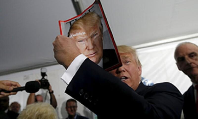 Donald Trump aspira a la presidencia de Estados Unidos.  (Foto: Reuters)