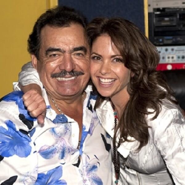 Joan Sebastian compuso el tema de la telenovela.
