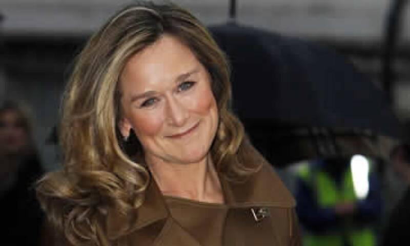 Angela Ahrendts ocupará el puesto recientemente creado en Apple de vicepresidente senior. (Foto: Reuters)