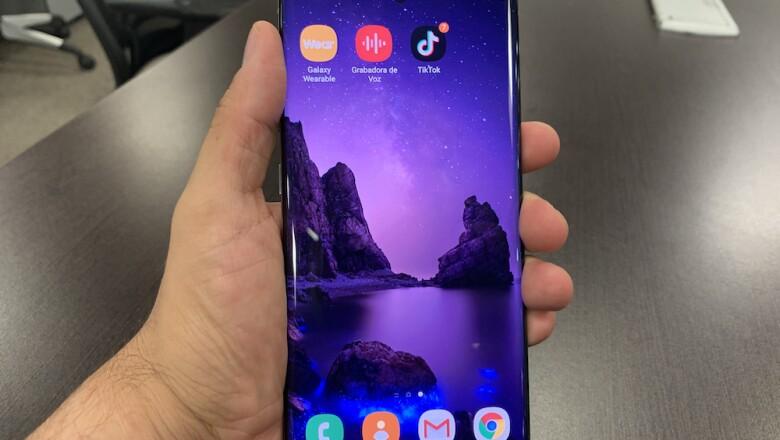 El Galaxy Note 10 tiene uno de los mejores diseños en un smartphone