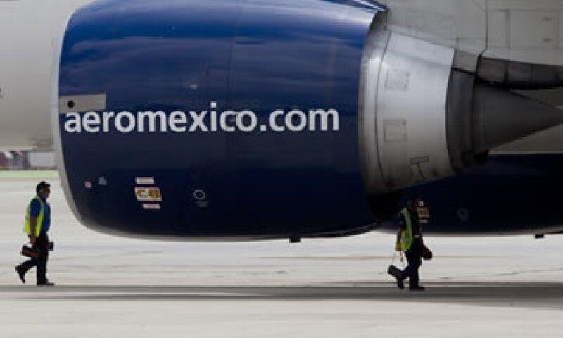 """""""Sentimos que Aeroméxico está subvaluada"""", dice Eduardo Tricio. """"Sentimos que hay una oportunidad de negocio"""". (Foto: Reuters)"""