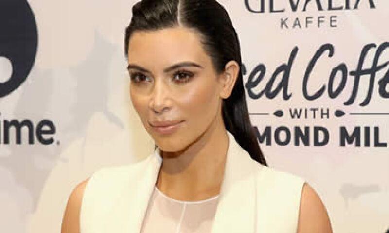 Kim Kardashian fue incluida en la lista de los 100 personajes más importantes de la revista Time. (Foto: Getty Images )