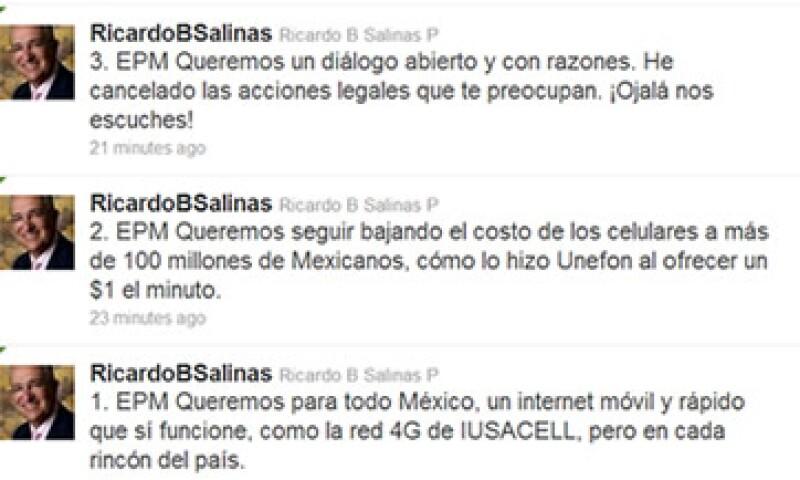 La CFC dará su fallo acerca del acuerdo para que Televisa compre 50% de Iusacell por un monto de 1,600 mdd 24 de enero. (Foto: Tomada de Twitter)