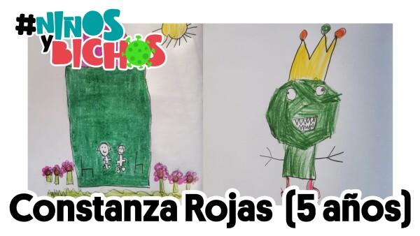 Constanza Rojas #NiñosYBichos