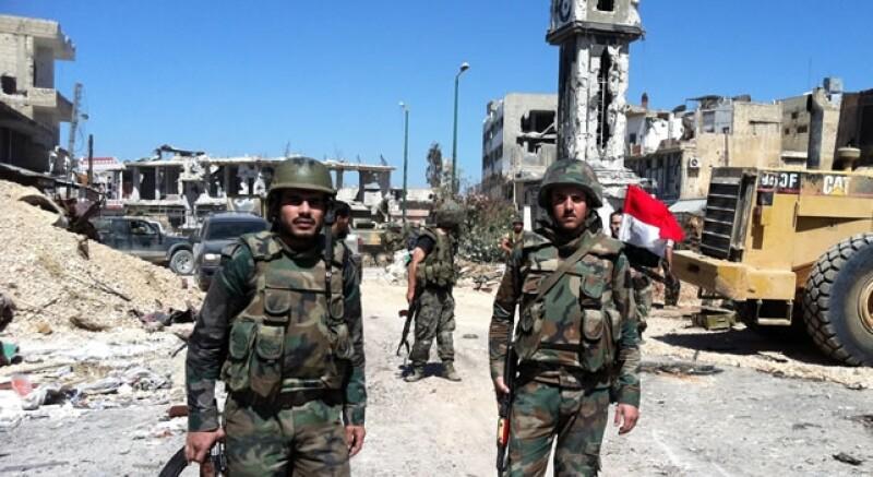 siria, rebeldes, bastion, frontera
