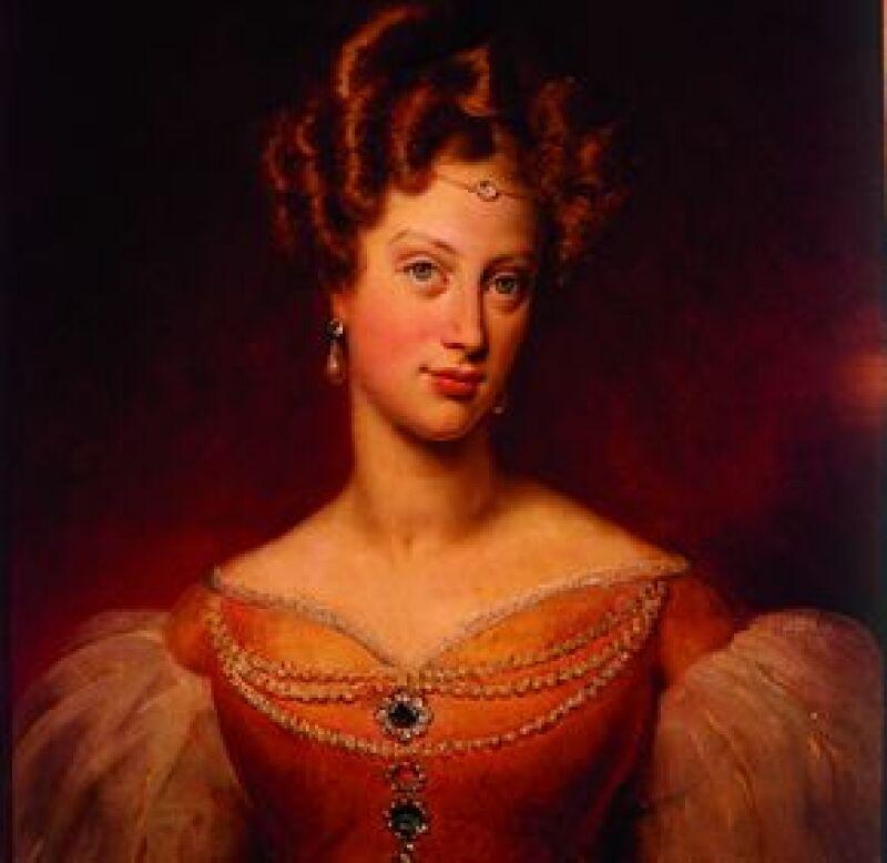 La duquesa de Berry visitó varias veces la boutique de Rue de la Paix.