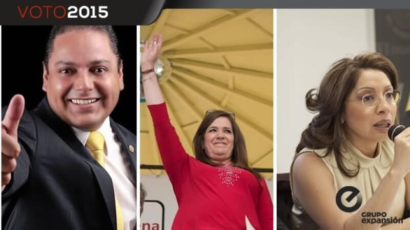 candidatos prd, morena, movimiento ciudadano