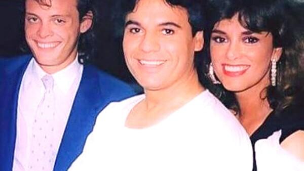 Lucía Méndez, Luis Miguel